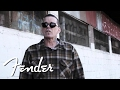 T.S.O.L's Mike Roche | Our Battle Cry Was Destroy | Fender