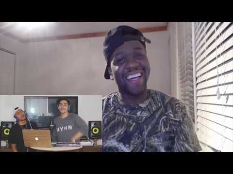 Alex Aiono And JamieBoy MASHUP - Young, Dumb & Broke, Bank Account, & Bodak Yellow REACTION