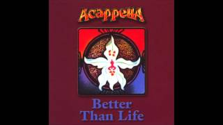 Acappella - Better Than Life (álbum completo)[full album]