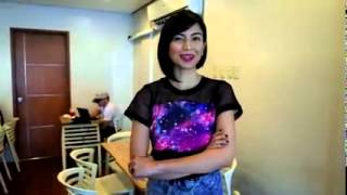 MNL Online News interviews Glaiza De Castro  +18