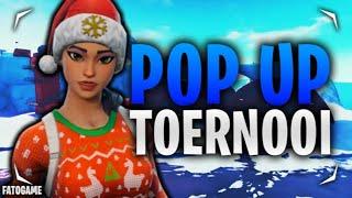 POP UP TOERNOOI! - Fortnite Battle Royale (Nederlands)
