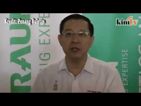 Guan Eng: Water rationing not an option in Penang