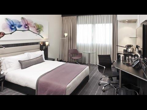 Johannesburg hotels →  The Maslow Hotel, Sandton