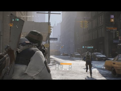 TOM CLANCY´S - THE DIVISION BETA