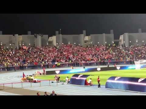 Supercopa de España: Así Sonó el Himno del Sevilla en el Grand Stade