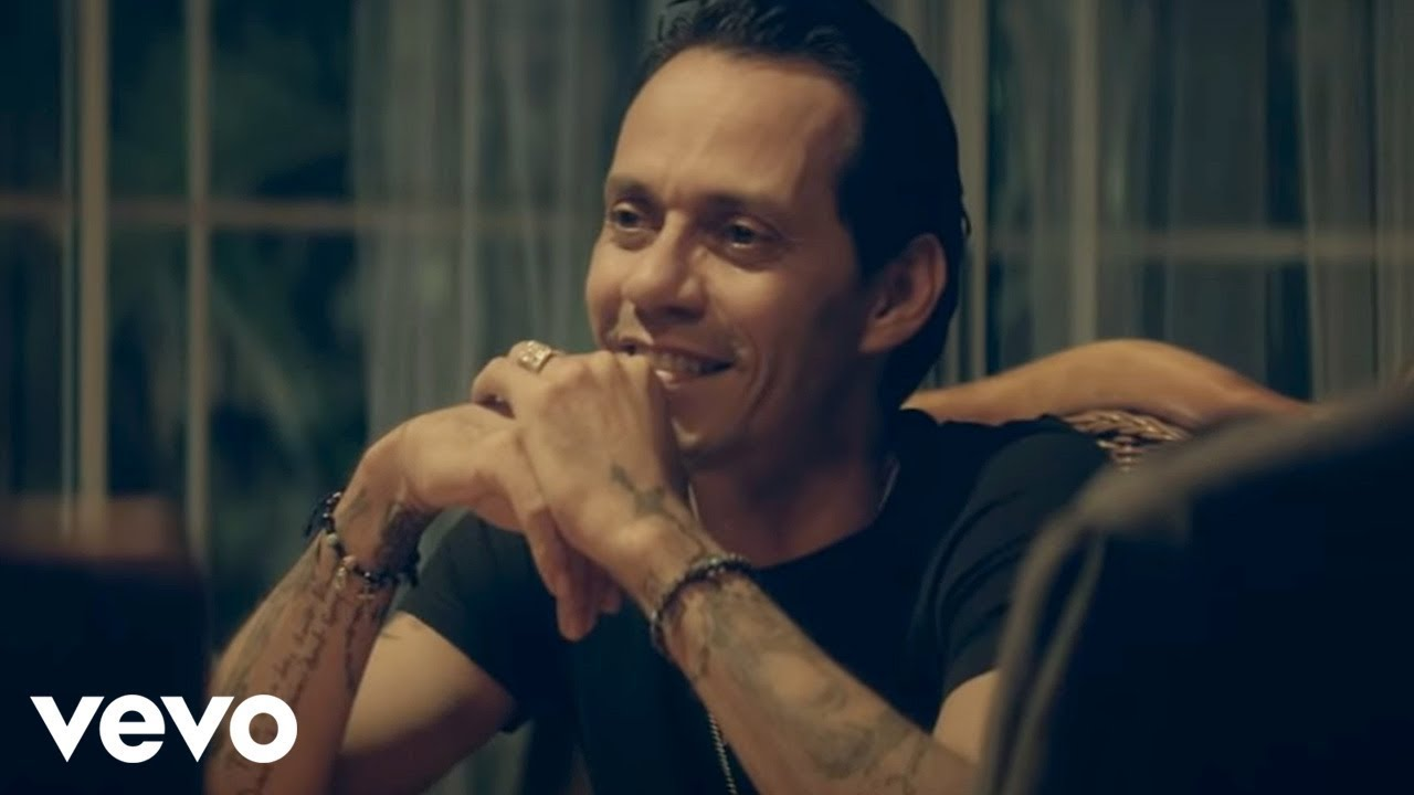 Marc Anthony Flor Pálida Official Video Youtube