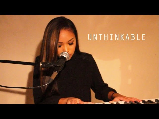 Unthinkable Alicia Keys Olivia Escuyos Cover Chords Chordify