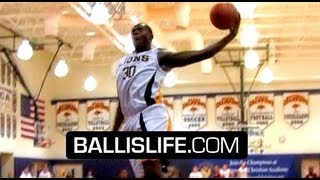 Julius Randle Is The Most DOMINANT Player In High School! Official Junior Season Mixtape!
