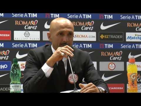 Técnico da Roma tem a reação mais italiana possível após pergunta de repórter