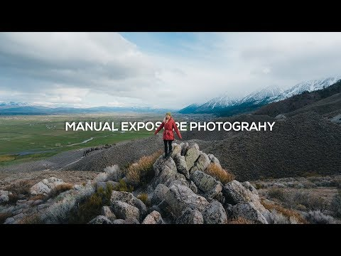 How To SHOOT PHOTOS With MANUAL SETTINGS - Sony A6000 Photography