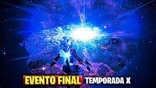 EVENTO FINAL Y EMPIEZA LA TEMPORADA 11 de FORTNITE en DIRECTO ¡NUEVO MAPA Y CAPITULO 2!