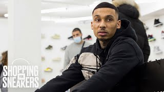Fredo Goes Shopping for Sneakers at Kick Game