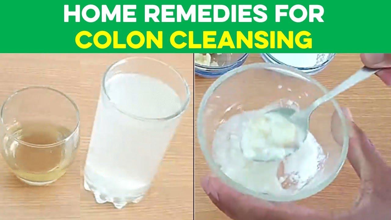 Curățarea colonului detox acasă - Sunteți curat în interior?