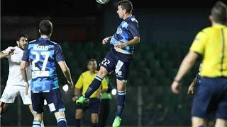 Luka Stojanovic Goal - Apollon - Omonia 3:0 (10 Nov 2014)