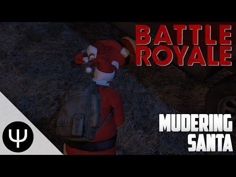 ARMA 3: Battle Royale Mod — Murdering Santa!