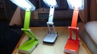 Настольные Лампы на Аккумуляторах.Походный Вариант.Solar Energy LED Lamp Outdoor