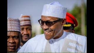 Why I won't name my successor – Buhari