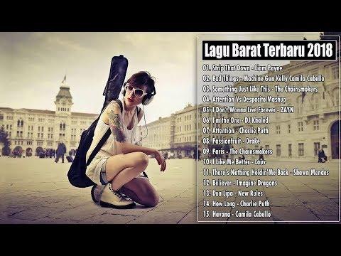 LAGU BARAT Acoustic 2018 - Terpopuler di indonesia - Lagu Cocok Untuk Menemani Saat Kerja dan Santai
