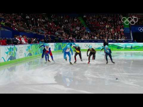Speed Skating - Men's Short Track 1500M - Vancouver 2010 Winter Olympic Games