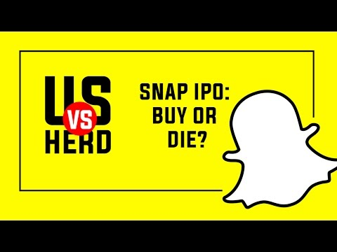 SNAP IPO: Buy or Die?
