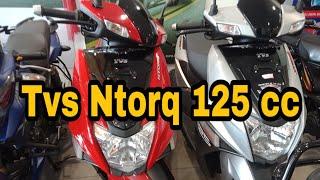 TVS NTORQ 125cc 2019