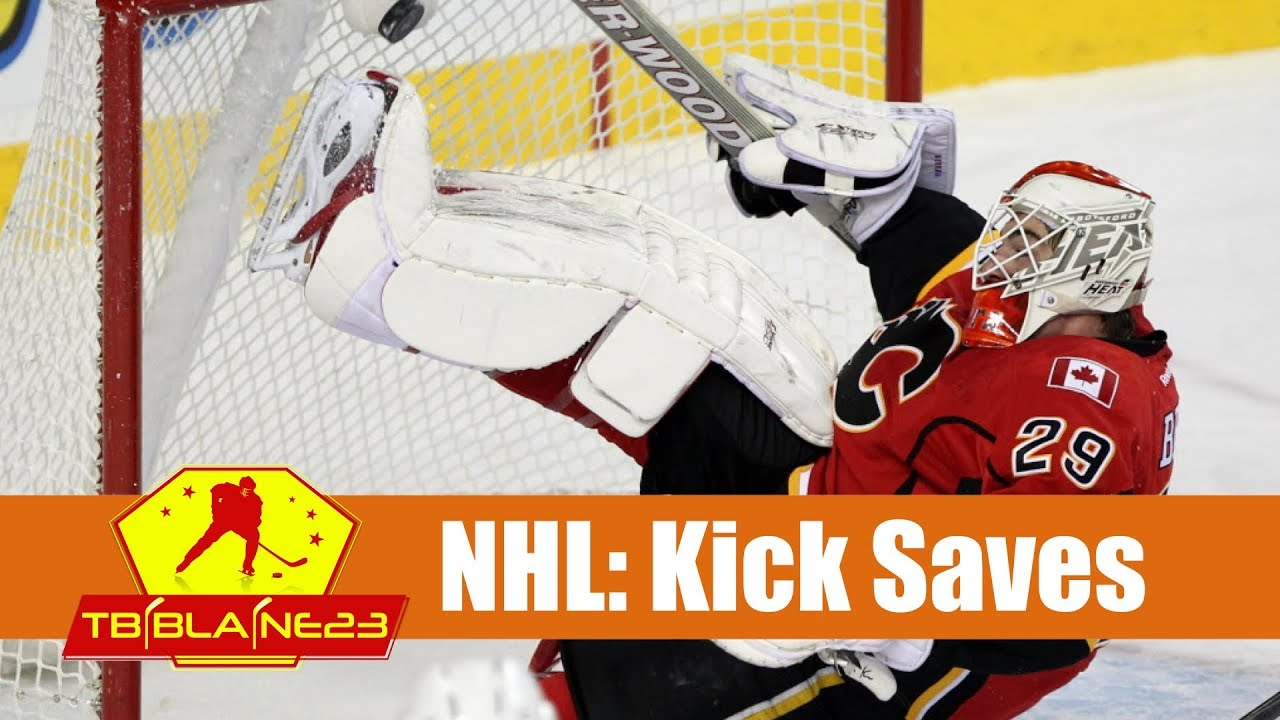 Nhl Kick Saves