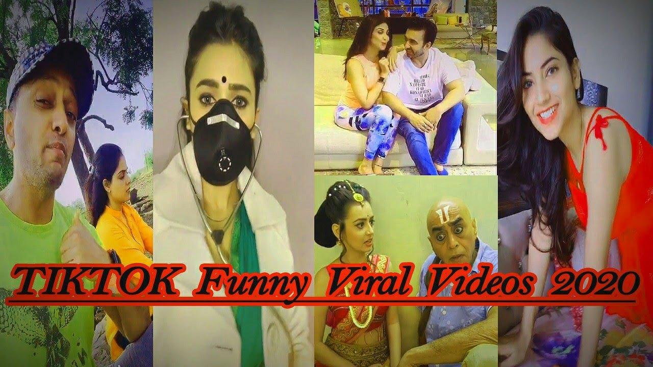 TIKTOK Funny  Viral Videos 2020 || Comedy Tiktok India || Shilpa Shetty, Gima Ashi, Ritesh Deshmukh.