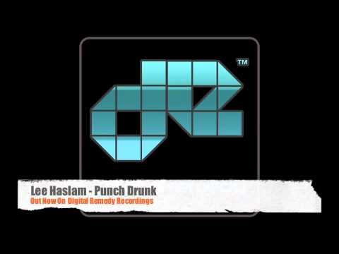 Lee Haslam - Punch Drunk