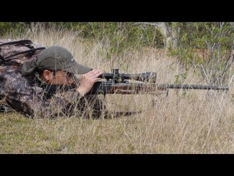 Hunting Rusa deer in New Caledonia part 44 (deadly spine shot)