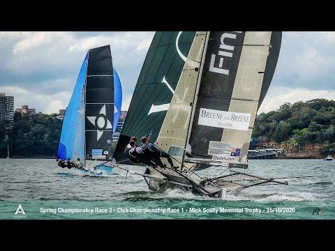 Spring Championship Race 3 - Club Championship Race 1
