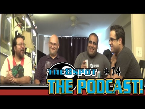 THE 8 SPOT PODCAST EPISODE 74: EVERYTHING OLD IS NEW AGAIN