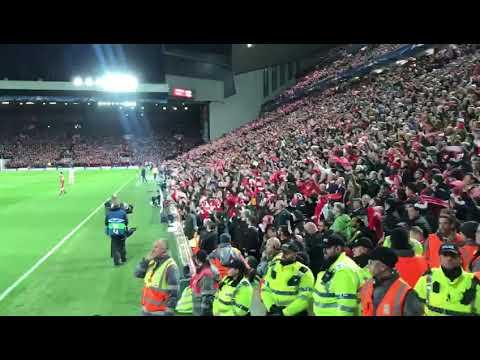 Liverpool-Roma - Tifo inglese - Il giornale di Roma