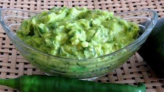 Sốt trái Bơ tươi món ăn Mexico chế biến quả bơ cách làm nước sốt trái bơ #LudaEasyCook món ăn chay