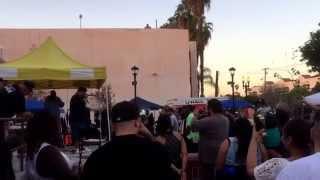 Click Tha Supah Latin Beatboxing at Beat Swap Meet OC