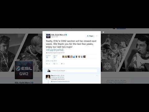ESL GW2 wird GESCHLOSSEN | SAB Tribulation Guides [NEWS]