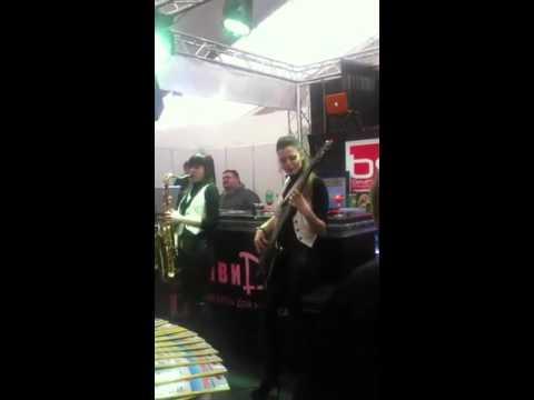 LE #   ' CARAVAN ' Музыкальный магазин Beat Sound   ВЫСТАВКА Г  СОЧИ!!! АПРЕЛЬ 2012 г
