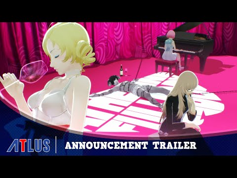 Catherine: Full Body - Announcement Trailer | Nintendo Switch
