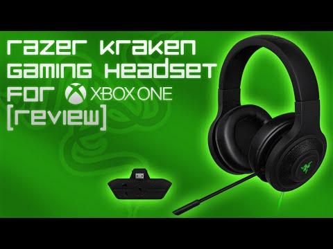 razer kraken gaming headset for xbox one review mic. Black Bedroom Furniture Sets. Home Design Ideas