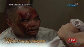 Magpakailanman: Mag-ama sa loob ng bilangguan