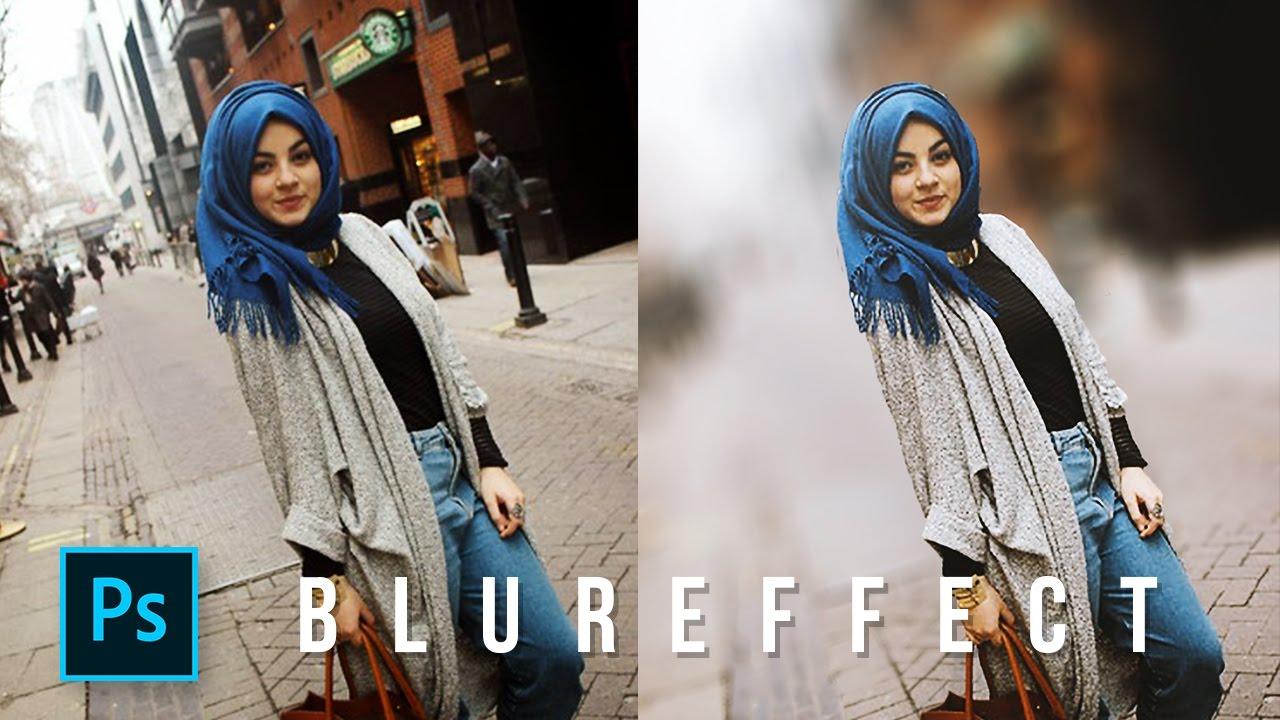 25+ Inspirasi Keren Cara Edit Foto Background Blur Dengan ...
