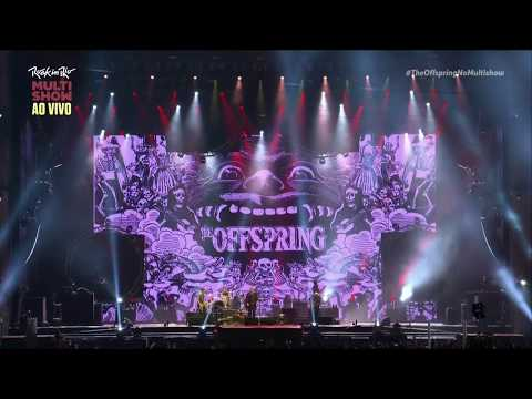 Can't get my head around you - Rock in Rio 2017 - The Offspring