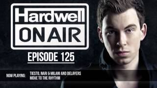 Hardwell On Air 125