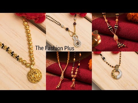 Latest Gold Mangalsutra Designs 2019