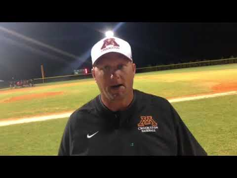 Post Game Interview with Steve Gust vs. West Virginia Wesleyan (March 6, 2018)