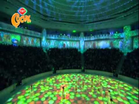 23 Nisan Çocuk Şenliği 2012 Gala Gösterileri 3