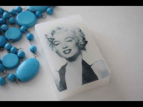 Мыло с картинкой (фото). Soap with picture (photo)