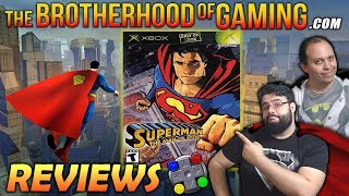 SUPERMAN: The Man of Steel Review // The Brotherhood of Gaming
