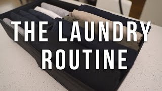 The Laundry Routine  Marie Kondo Method