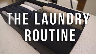 The Laundry Routine | KonMarie Method