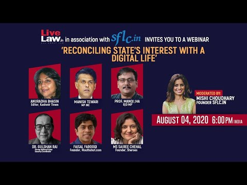 Download Reconciling State's Interests with a Digital Life